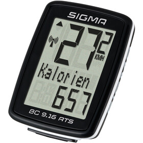 SIGMA SPORT BC 9.16 ATS Bike Computer Wireless